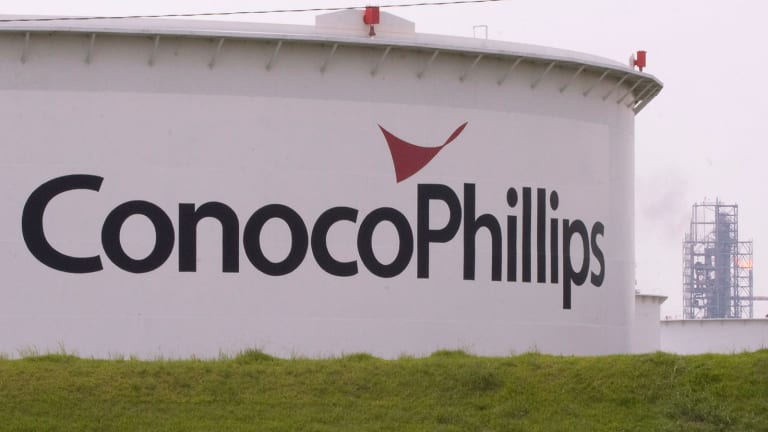 ConocoPhillips Keeps Surging Higher -- Here's How to Trade It Now