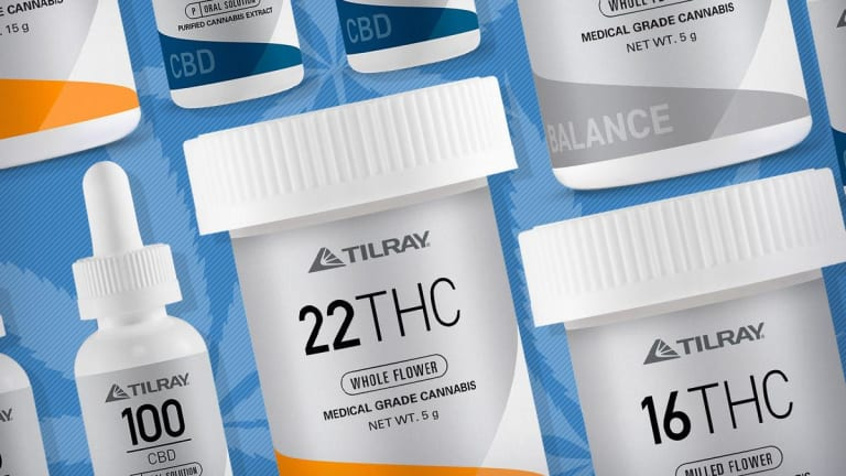 Tilray Surges After Privateer Holdings Vows to Hold Stake Until At Least H2 2019