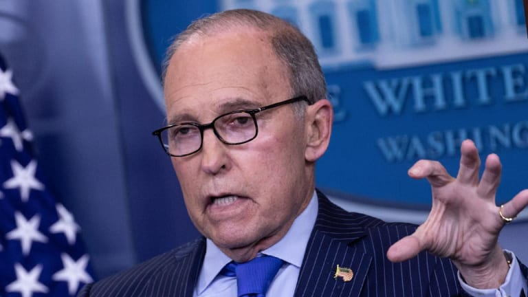 U.S. Is Optimistic About China, Disputes CBO Budget Warning, Larry Kudlow Says