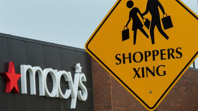 Macy's Heads for Multi-Year Lows - These Are the Key Levels to Watch