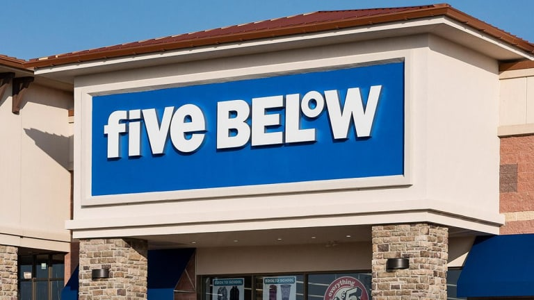 Five Below Heads Higher on JPMorgan Upgrade
