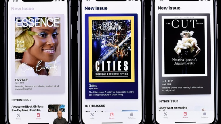 Apple Announces TV Plus, News Service, Apple Credit Card and More