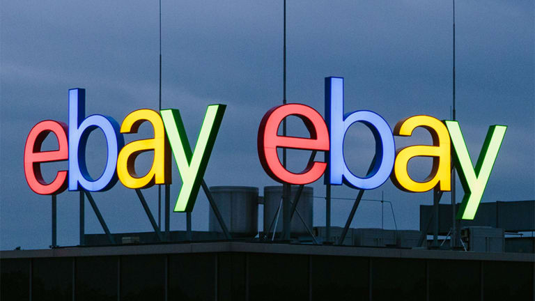eBay Stock Plunges in After-Hours Trading as Quarterly Results, Outlook Disappoint