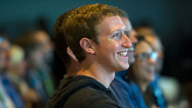Here's Why Facebook's Zuckerberg Is Getting the Last Laugh