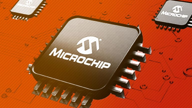 Microchip Technology Weak Outlook Pressures Other Chipmakers