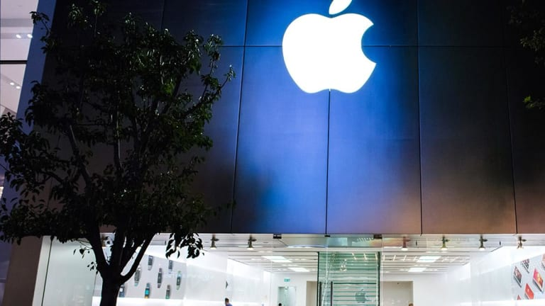 Apple Retail Chief Ahrendts Departing in April