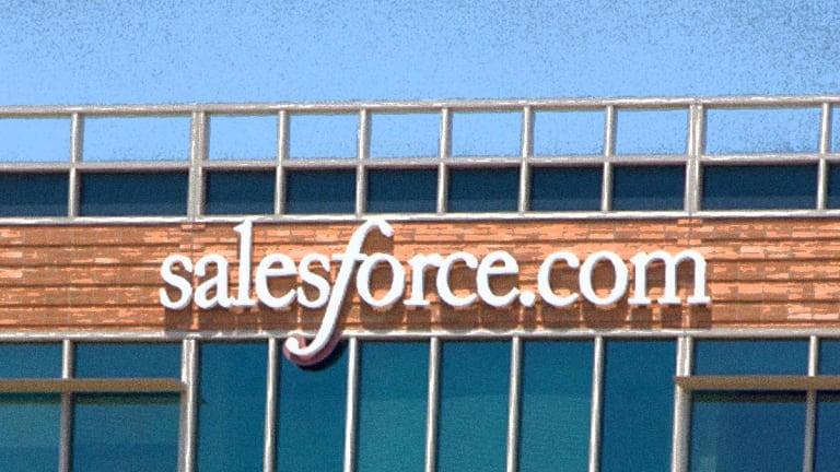 Salesforce.com, ON Semiconductor, Nokia: 'Mad Money' Lightning Round