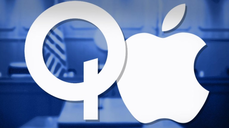 Can Qualcomm Stock Continue to Surge on Apple News?