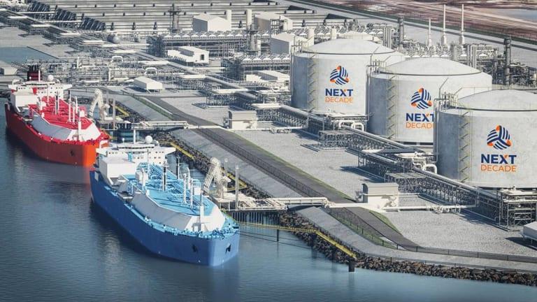 NextDecade Rises After Big Pipeline Deal, Analyst Boost