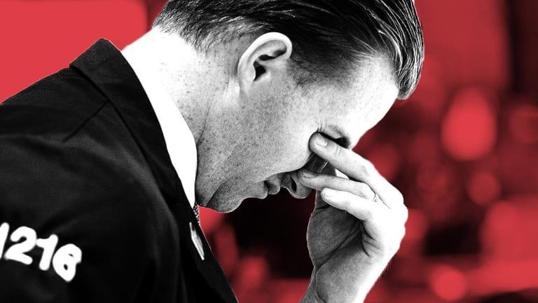 Throwback Thursday: Tesla's Risky, Broadcom Slips, Papa John's Jumps