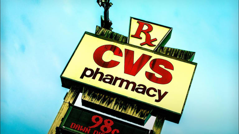 Trading CVS Stock After Big Pop on White House News