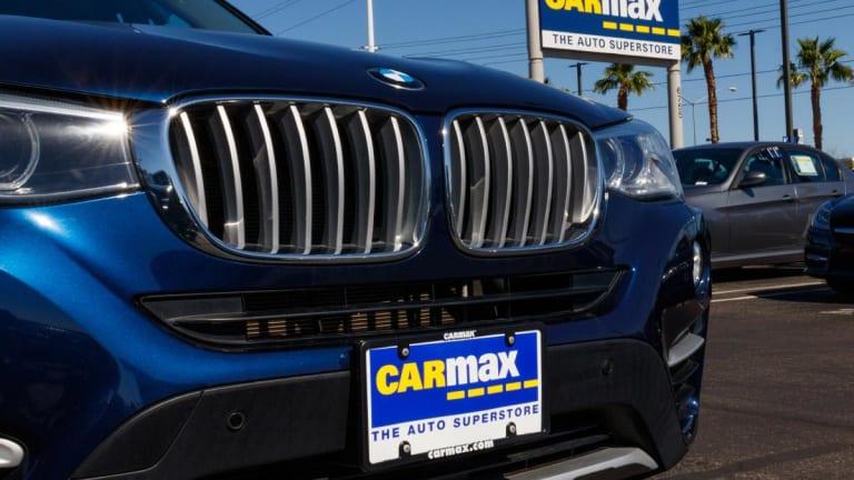 CarMax Revs Higher on Second-Quarter Earnings Beat