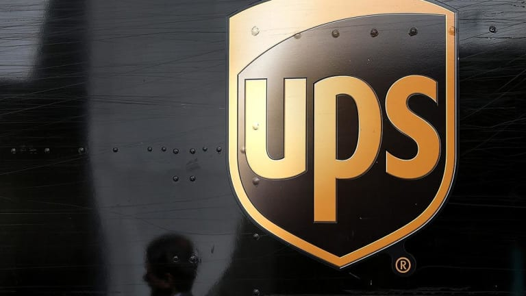 UPS Rises After Second-Quarter Earnings Beat