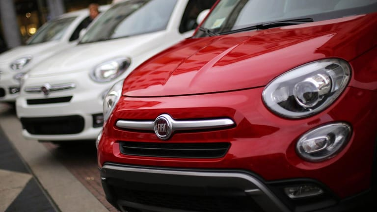 Fiat Chrysler Pitch to Renault Would Create Third-Largest Automaker