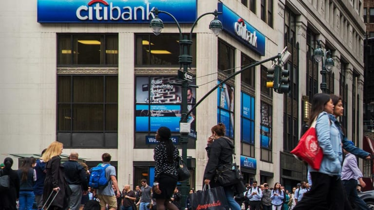 Citigroup, Like Goldman Sachs, Tries Internet to Bypass Bank-Branch Wars