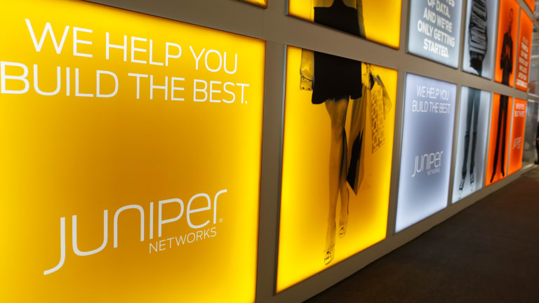 Juniper Networks Falls on 'Disappointing' Sales, Cloud Weakness
