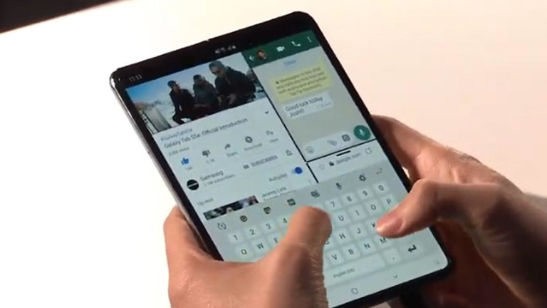 Samsung Unveils $2,000 Foldable Smartphone, 4 Other New Galaxy Phones