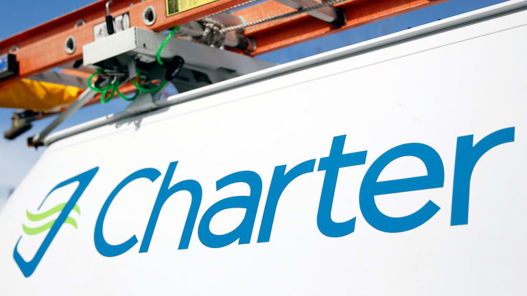 Charter Communications Rises Sharply as Revenue Jumps 6%, Beats Estimates