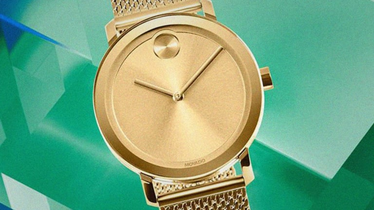 Movado Clocks Out on Second-Quarter Earnings Miss, Guidance Cut