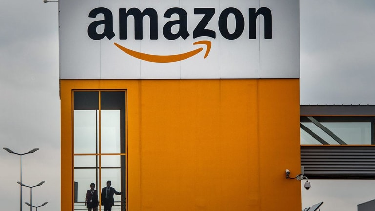 When Will Support Buoy Amazon's Sinking Stock Price?