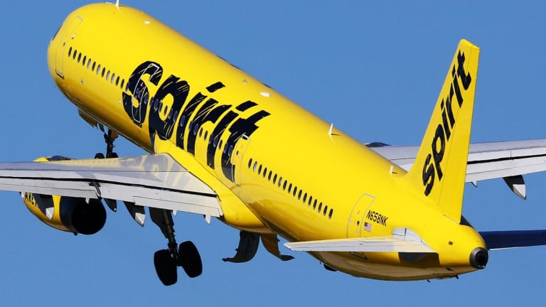 Spirit Airlines Shares Flying Lower After Analyst Downgrade to Neutral