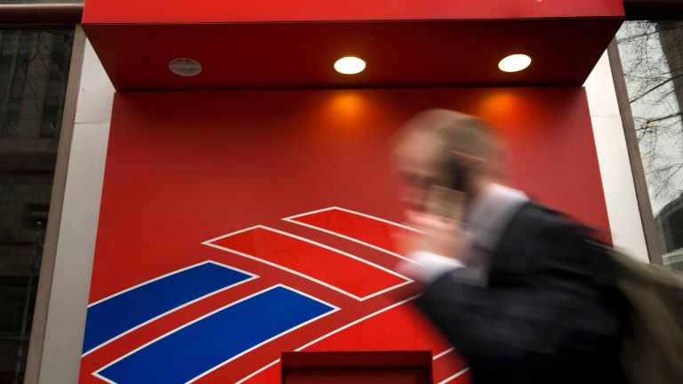 Bank of America's Rating Cut by Raymond James as U.S. Interest Rates Drop