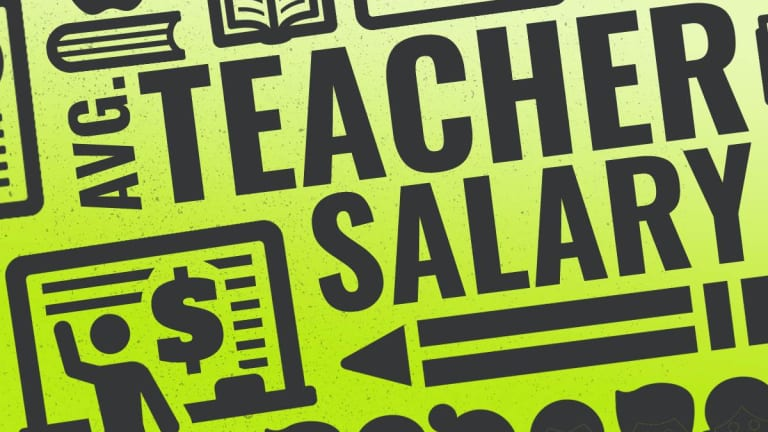 What Is the Average Teacher's Salary in the U.S. in 2019 ... Kindergarten Teaching Salary on