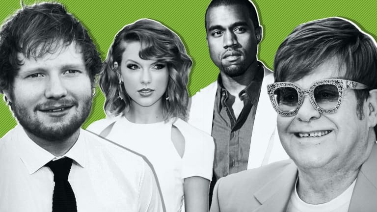 Who Are the Highest Paid Musicians?