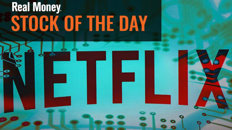 Being Short Netflix Going Into Earnings Was Stressful!