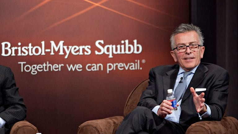 Report Says Starboard Value Takes Stake in Bristol-Myers