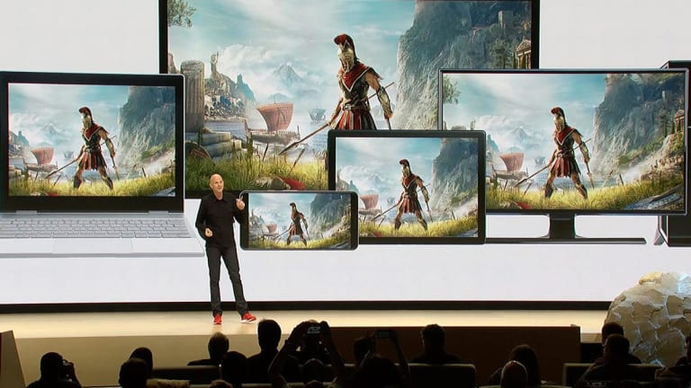 Google Gives Few Details on Stadia's Game Line-Up, Besides Assassin's Creed