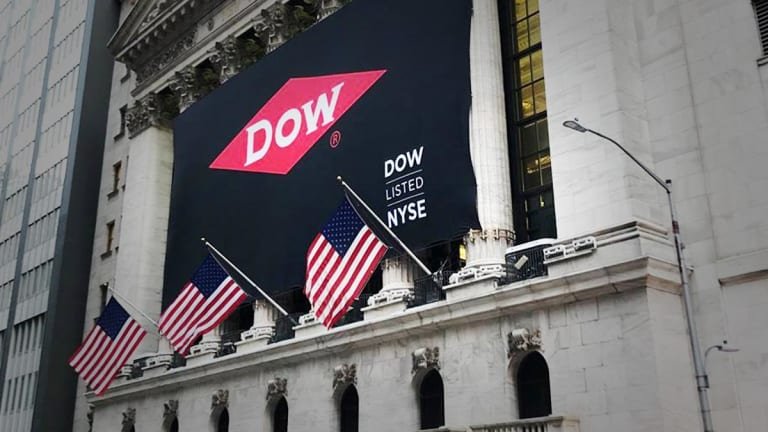 Dow Falls as Walgreens Slides After Earnings Miss