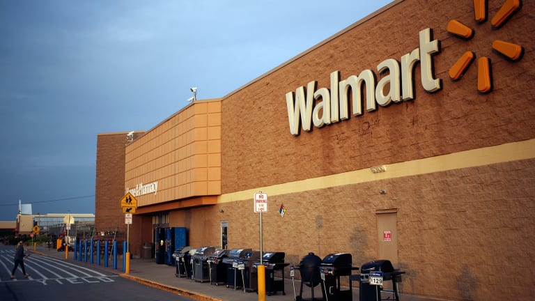 Walmart Forms a Strong Technical Base -- Trade It Now
