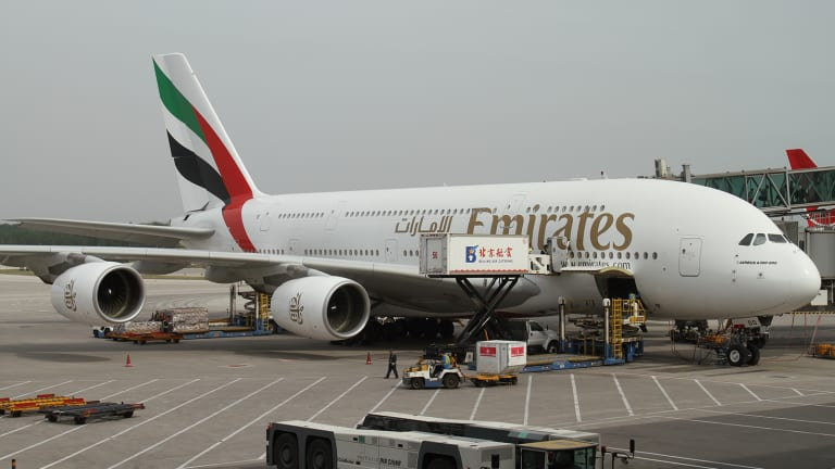 Emirates Plans to Remove Windows on Planes to Fly Faster