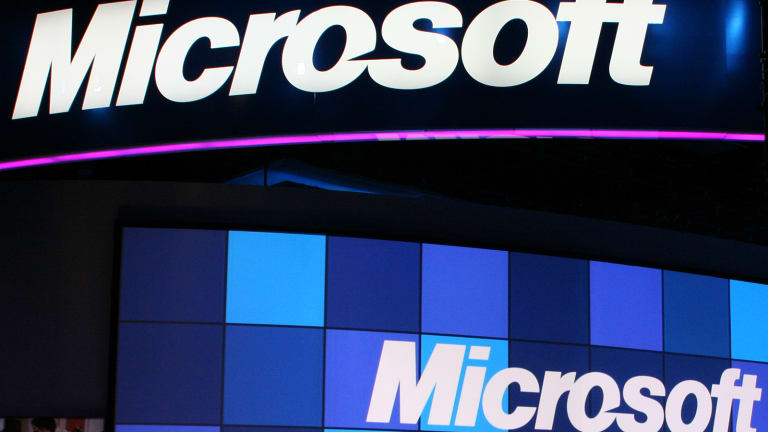 Microsoft and 4 Other Software Companies to Buy Now