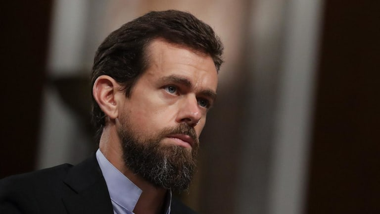 Twitter's Dorsey Meets With Trump