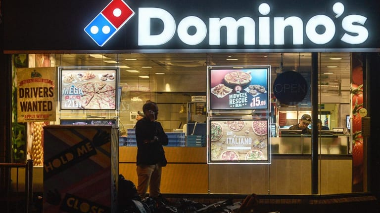 Domino's Heats Up Following Earnings Beat Despite Slowing Sales Growth