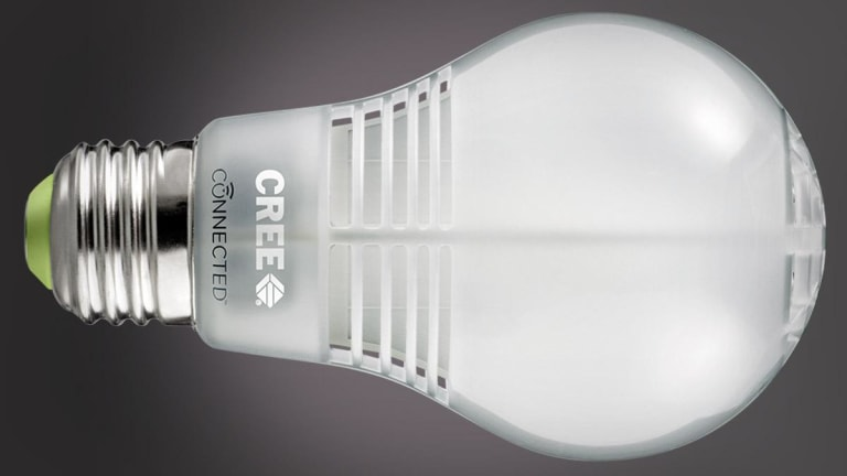 Cree Slides After Issuing Weak First-Quarter Guidance