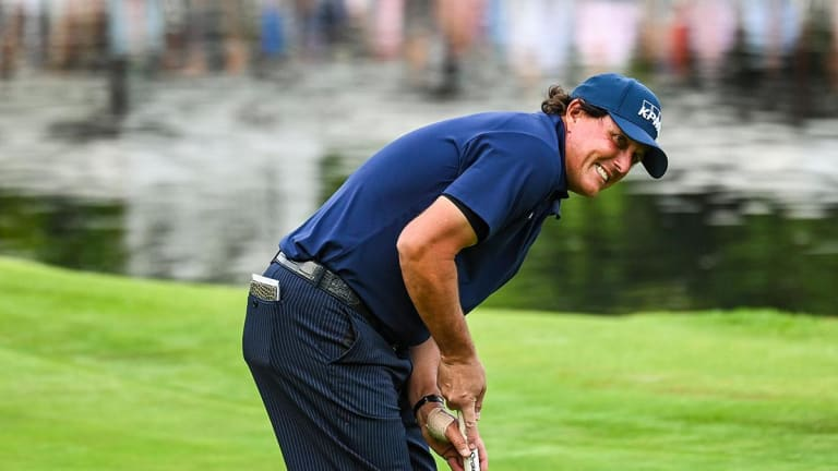What Is Phil Mickelson's Net Worth?