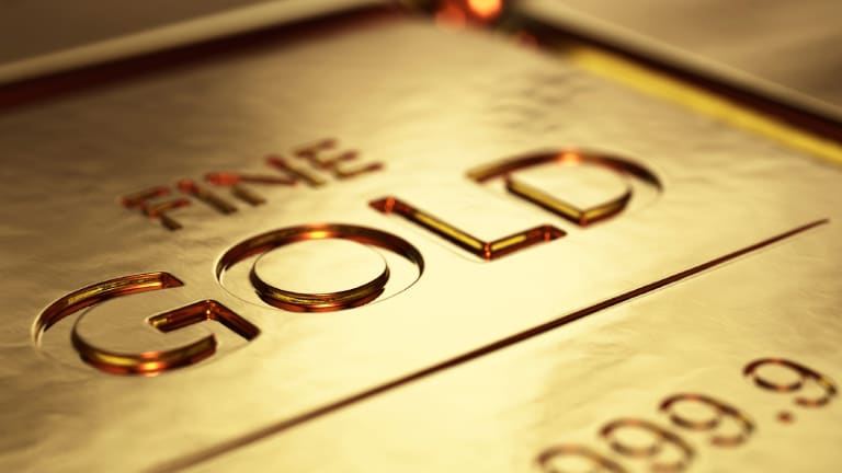 IAMGOLD (IAG) Stock Falls on Lower Gold Prices