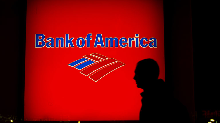 Bank of America Profit Jumps 33% on Tax Cuts, Boost From Trading