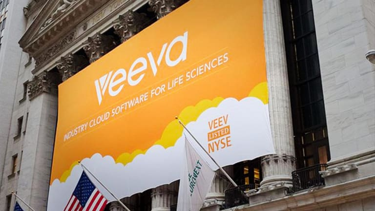 Veeva Rises After Reporting Healthy First-Quarter Results