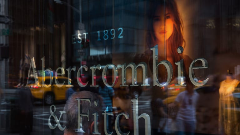 Abercrombie & Fitch Sinks Following Same-Store Sales Miss