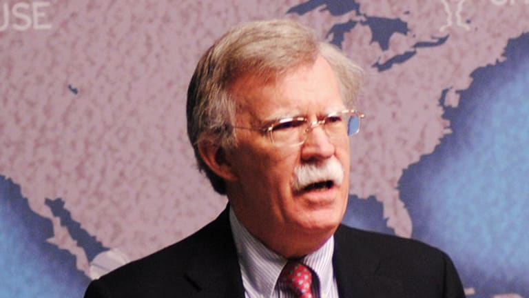 Bolton Out as Trump Gives National Security Adviser Walking Papers
