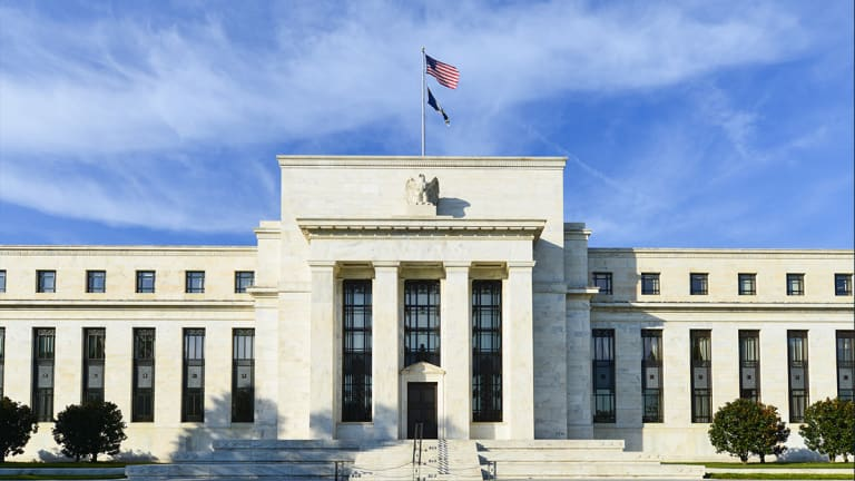 The Federal Reserve Is Out of Options