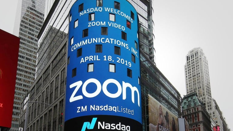 Zoom Video Jumps as Baird Initiates Coverage With Outperform Rating