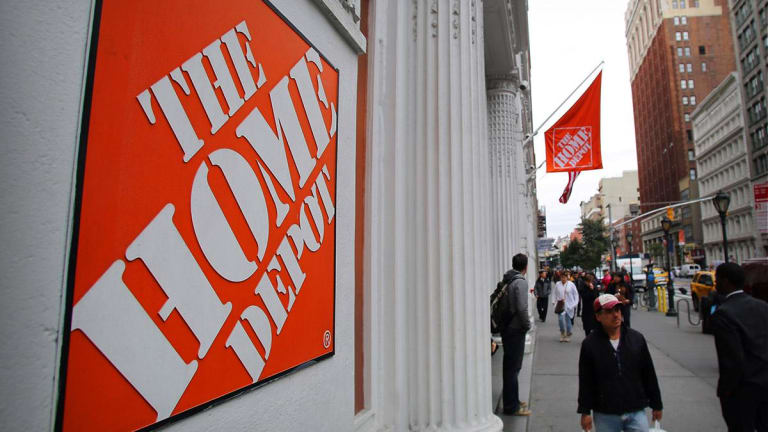 Home Depot Trims Full-Year Sales Forecasts After Q3 Earnings Beat: Shares Slump