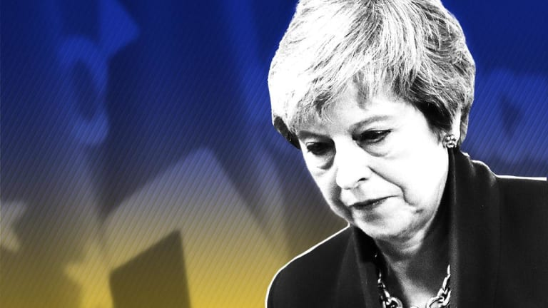 UK Prime Minister Theresa May Resigns; To Stay in Office During Leadership Race