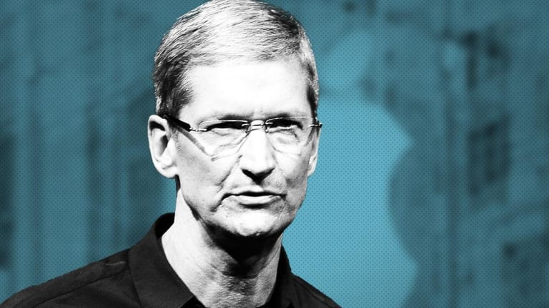 Apple's Tim Cook Calls for Harsher Data Privacy Laws in the U.S.
