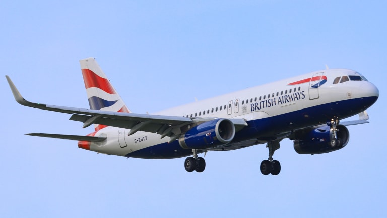 British Airways Pilots Strike Grounds Nearly All Flights;Shares Tumble in London
